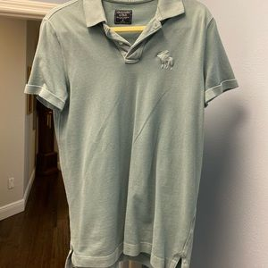 Medium muscle Abercrombie Polo